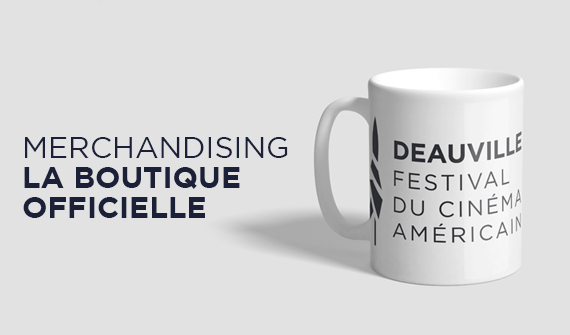 Deauville American Film Festival Official Store